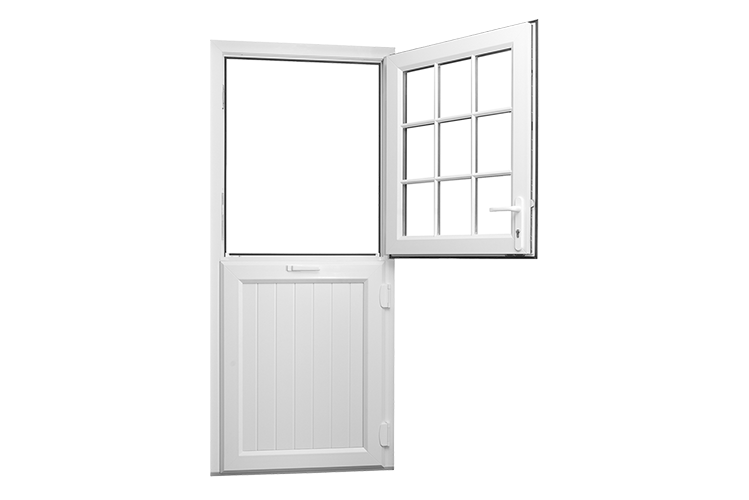 rehau-pvcu-stable-door
