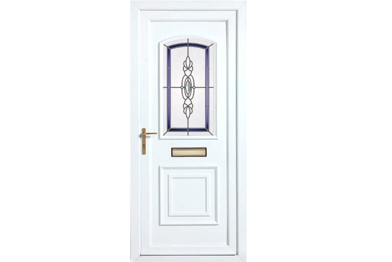 Get In Touch For More Details & Rehau PVCu Front Door - VFM Windows