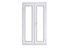 rehau-pvcu-french-door